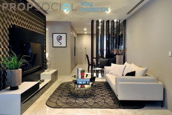 For Sale Condominium at The Atmosphere, Bandar Putra Permai Leasehold Semi Furnished 3R/2B 460k