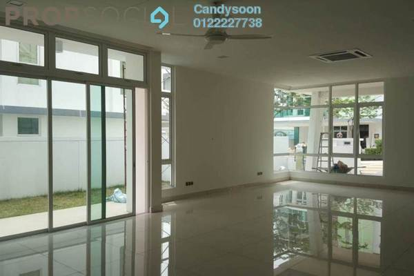 For Rent Semi-Detached at BK6, Bandar Kinrara Freehold Semi Furnished 5R/5B 4k