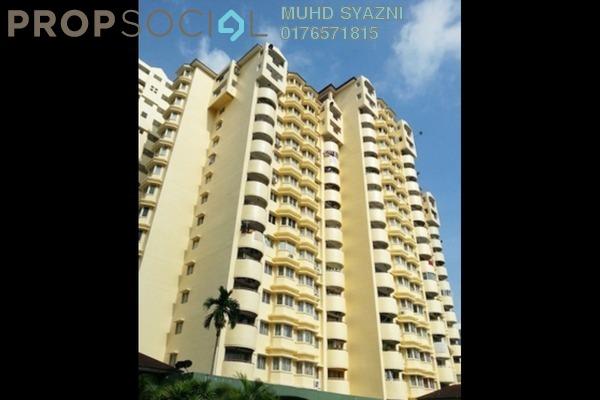 For Sale Condominium at Shang Villa, Kelana Jaya Freehold Fully Furnished 3R/2B 530k