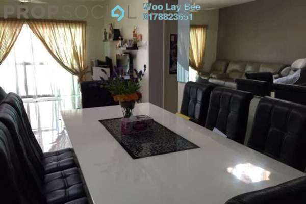 For Sale Condominium at Ken Damansara II, Petaling Jaya Freehold Fully Furnished 3R/2B 1.1m