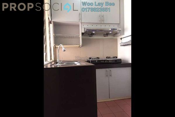 For Sale Condominium at Abadi Villa, Taman Desa Leasehold Fully Furnished 3R/2B 580k