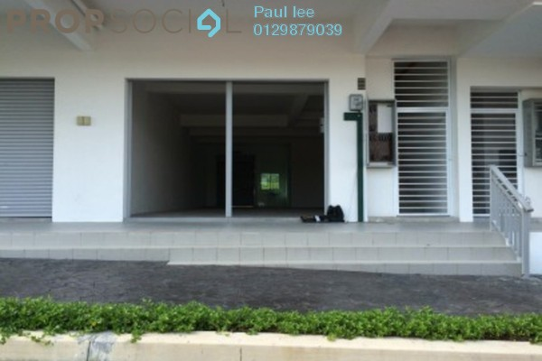 For Rent Shop at D'Alpinia, Puchong Leasehold Unfurnished 0R/2B 3.6k