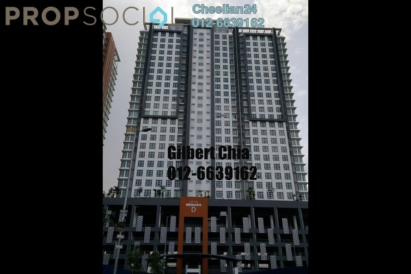 For Sale Condominium at The Arc, Cyberjaya Freehold Fully Furnished 3R/2B 440k