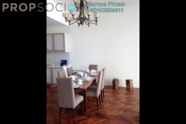 For Rent Condominium at Quayside, Seri Tanjung Pinang Freehold Fully Furnished 2R/2B 4.0千