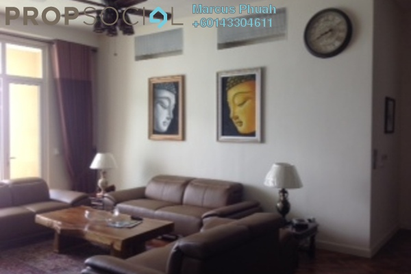 For Rent Condominium at Quayside, Seri Tanjung Pinang Freehold Fully Furnished 3R/4B 8.5千