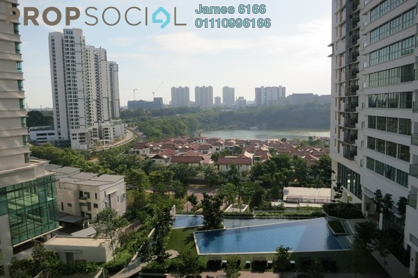 For Sale Condominium at A'Marine, Bandar Sunway Leasehold Fully Furnished 4R/3B 1.25m