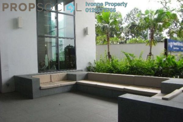For Sale Condominium at Zehn Bukit Pantai, Bangsar Leasehold Semi Furnished 4R/4B 2.25m