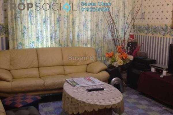 For Sale Terrace at BU3, Bandar Utama Freehold Semi Furnished 4R/3B 1.25m