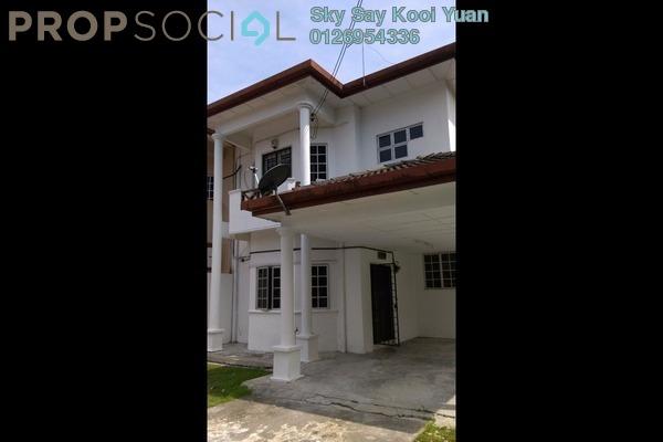 For Sale Semi-Detached at Taman Bukit Jaya, Bukit Antarabangsa Leasehold Unfurnished 5R/3B 1.18m