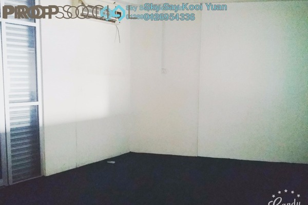 For Rent Office at Diamond Square, Setapak Freehold Unfurnished 0R/2B 1.8k