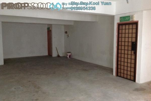 For Sale Office at Diamond Square, Setapak Freehold Unfurnished 1R/1B 220k