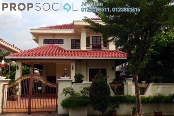 For Sale Bungalow at Sunway Sutera, Sunway Damansara Leasehold Fully Furnished 6R/5B 3m