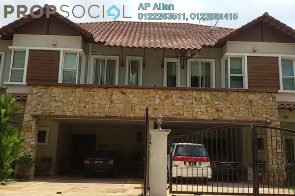 For Sale Semi-Detached at Section 9, Kota Damansara Leasehold Fully Furnished 4R/6B 3.1m