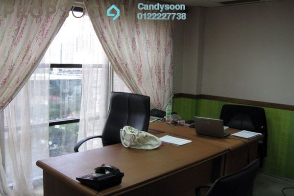 For Rent Office at Plaza 138, KLCC Freehold Fully Furnished 2R/1B 2.8k