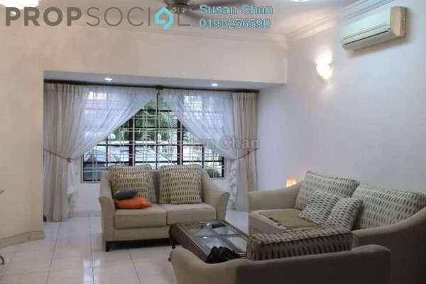 For Sale Terrace at Taman Mayang, Kelana Jaya Freehold Semi Furnished 3R/3B 980k