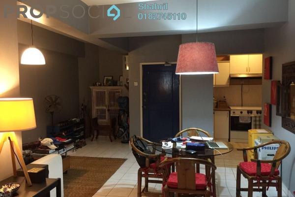 For Sale Condominium at Bayu Tasik 1, Bandar Sri Permaisuri Leasehold Semi Furnished 3R/2B 450k