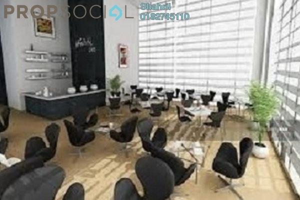 For Sale Office at Menara Arina Uniti, KLCC Freehold Unfurnished 0R/0B 430k