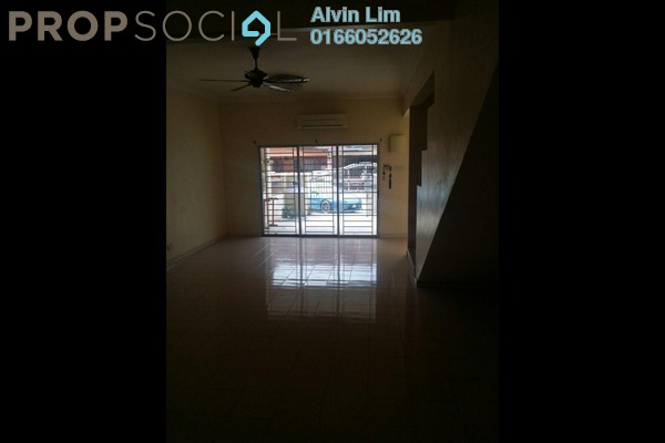 For Rent Terrace at Taman Klang Utama, Klang Freehold Semi Furnished 4R/3B 1k