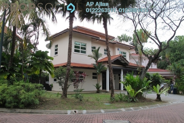 For Sale Bungalow at Sierramas, Sungai Buloh Freehold Semi Furnished 6R/5B 3.6m