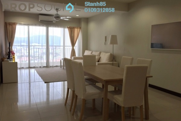 For Rent Condominium at Ampang Putra Residency, Ampang Leasehold Fully Furnished 3R/2B 2.8Ribu