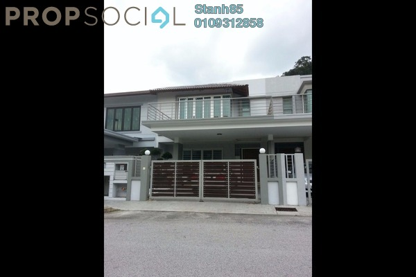 For Rent Terrace at Sering Ukay, Ukay Freehold Semi Furnished 6R/5B 4k