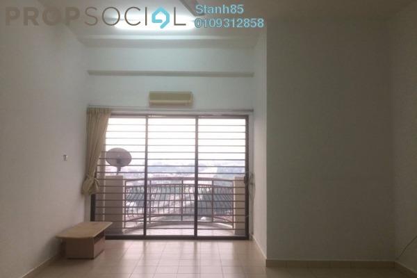 For Rent Condominium at Villa Angsana, Jalan Ipoh Freehold Semi Furnished 4R/2B 1.4k