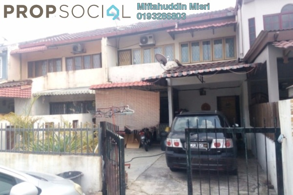 For Sale Terrace at Taman Greenwood, Gombak Freehold Unfurnished 4R/3B 700k
