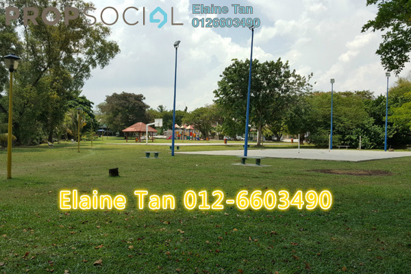 For Sale Terrace at Zone F, Sri Petaling Freehold Semi Furnished 4R/3B 1.2m