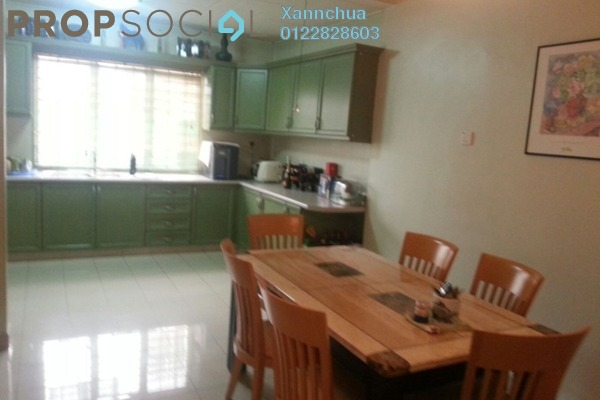 For Sale Terrace at Taman Bukit Angsana, Cheras South Leasehold Semi Furnished 5R/3B 750k