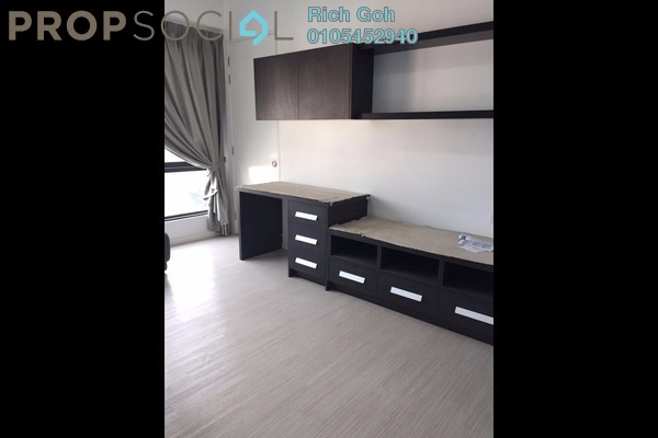 For Rent SoHo/Studio at Kelana Damansara Suite, Kelana Jaya Freehold Semi Furnished 2R/2B 1.45k