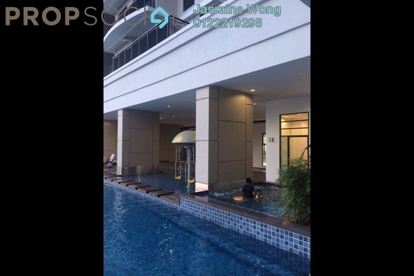 For Sale Condominium at Lido Residency, Bandar Sri Permaisuri Leasehold Unfurnished 4R/3B 1.15m