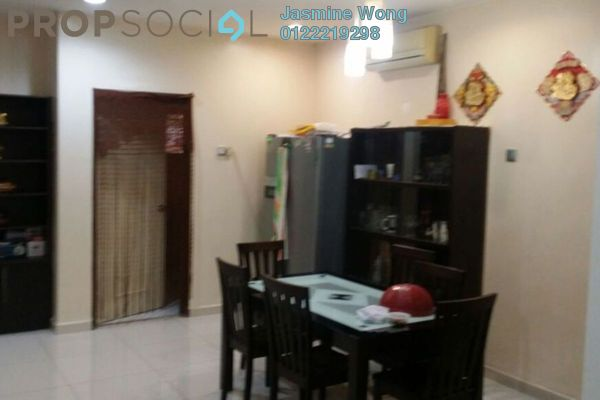 For Sale Terrace at Cheras Perdana, Cheras South Freehold Semi Furnished 4R/3B 815k