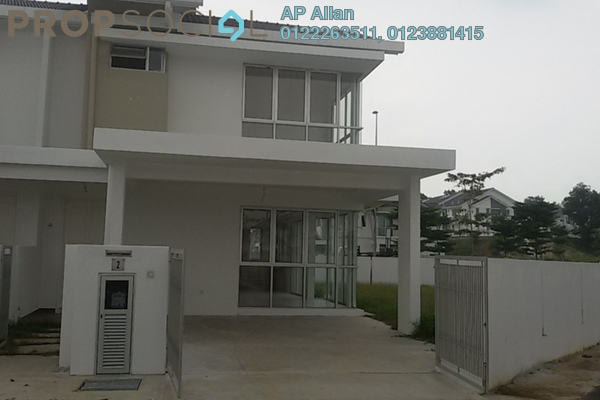 For Rent Semi-Detached at TTDI Grove, Kajang Freehold  4R/3B 2.5k