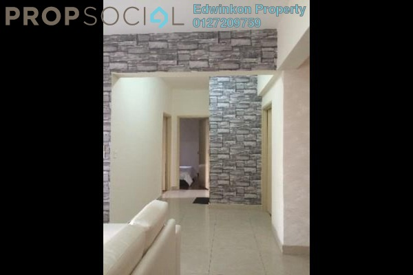 For Sale Condominium at Rivercity, Sentul Freehold Fully Furnished 3R/2B 560k