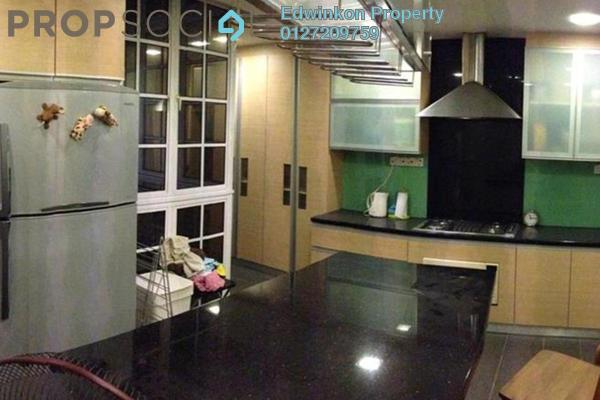 For Rent Condominium at Kirana Residence, KLCC Freehold Fully Furnished 6R/4B 8.5k
