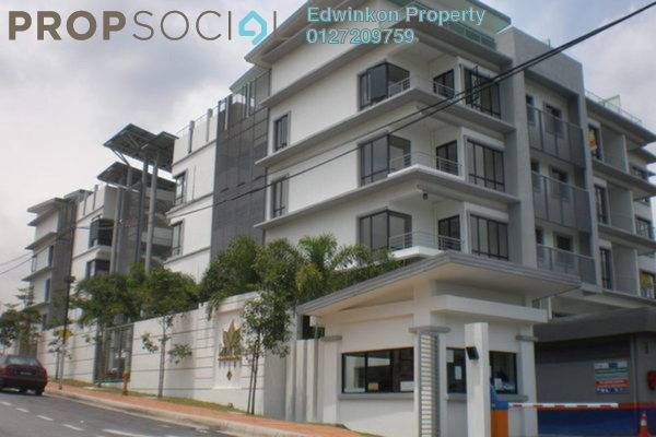 For Sale Condominium at Laman Ara Utama, Bandar Utama Leasehold Semi Furnished 3R/2B 850k