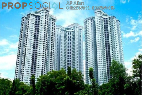 For Rent Condominium at 9 Bukit Utama, Bandar Utama Freehold Fully Furnished 3R/3B 6.5k