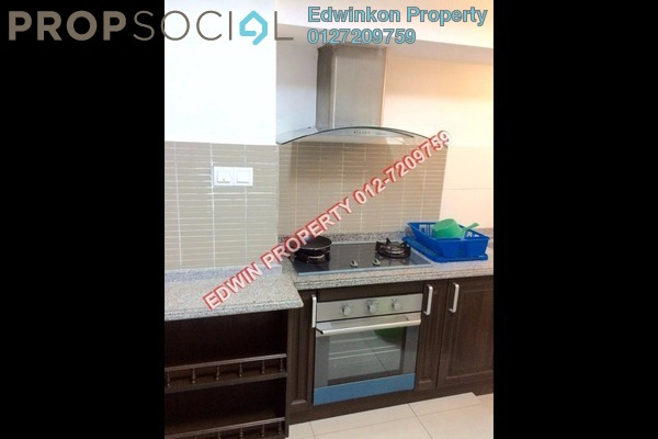 For Rent Condominium at Saujana Residency, Subang Jaya Freehold Fully Furnished 3R/2B 4.8k