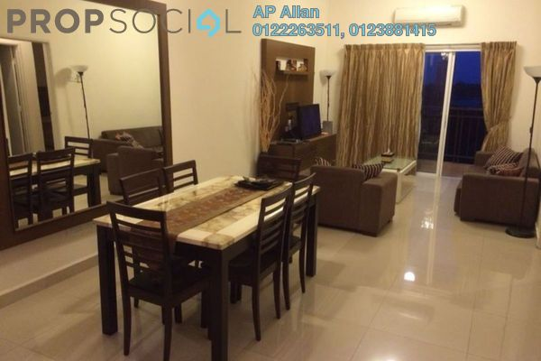 For Rent Condominium at Windsor Tower, Sri Hartamas Freehold Fully Furnished 3R/2B 3.5k