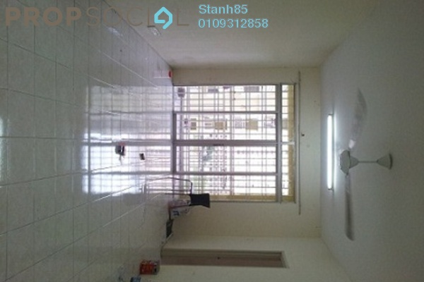 For Rent Condominium at Platinum Hill PV5, Setapak Freehold Semi Furnished 4R/2B 1.65k