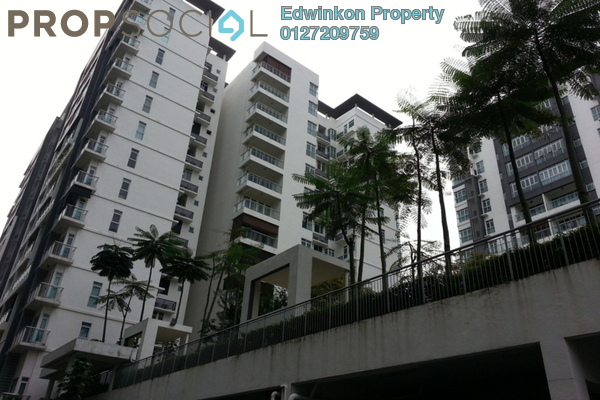 For Rent Condominium at Amaya Saujana, Saujana Freehold Semi Furnished 4R/4B 2.9k
