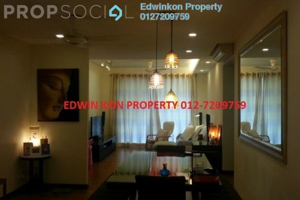 For Rent Condominium at Ken Damansara III, Petaling Jaya Freehold Fully Furnished 3R/2B 2.2k