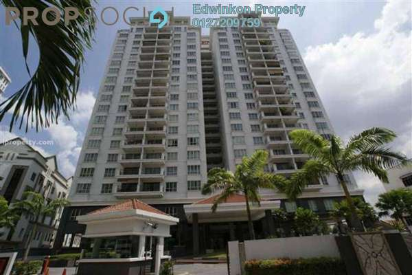For Sale Condominium at Ken Damansara II, Petaling Jaya Freehold Fully Furnished 4R/2B 960k
