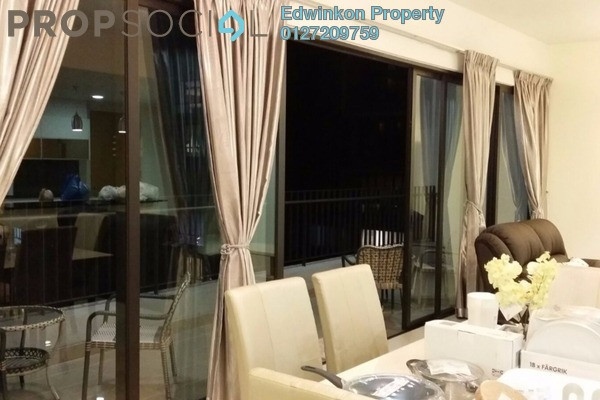 For Rent Condominium at Five Stones, Petaling Jaya Freehold Fully Furnished 5R/5B 6.5k