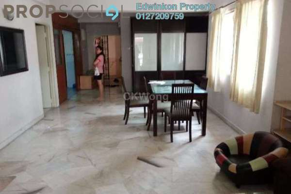 For Rent Condominium at La Villas Condominium, Setapak Freehold Semi Furnished 3R/2B 1.6k