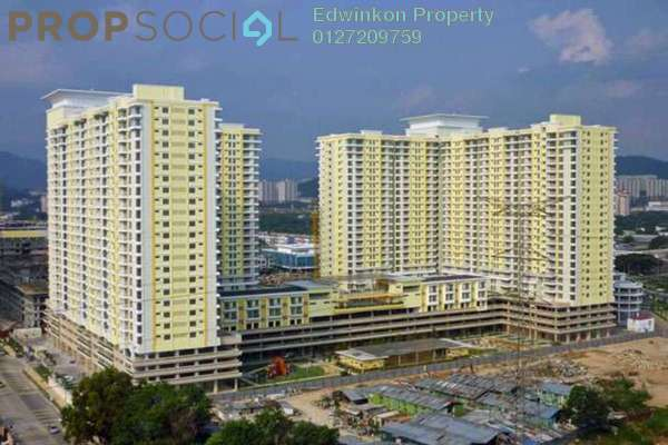 For Rent Condominium at Platinum Lake PV13, Setapak Leasehold Fully Furnished 3R/2B 2k