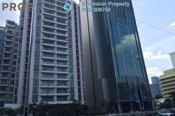 For Rent Condominium at The Horizon Residences, KLCC Freehold Fully Furnished 1R/1B 2.8k