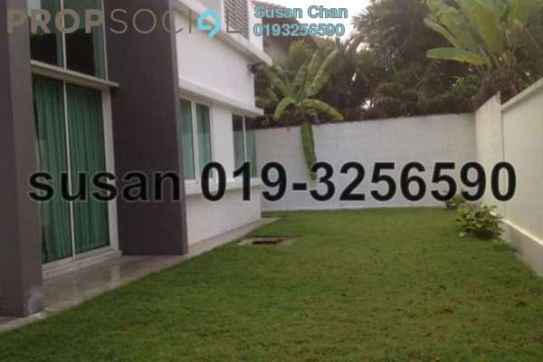 For Sale Semi-Detached at Palm Reserve, Damansara Jaya Leasehold Semi Furnished 4R/5B 2.9m