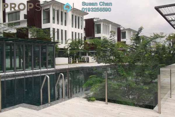 For Rent Bungalow at The Airie, Bandar Sri Damansara Freehold Semi Furnished 5R/6B 7k