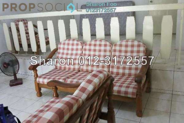 For Sale Terrace at Damansara Kim, Damansara Utama Freehold Semi Furnished 4R/3B 980.0千